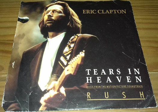 "Eric Clapton - Tears In Heaven (7"", Single) (Reprise Records, Reprise Records)"