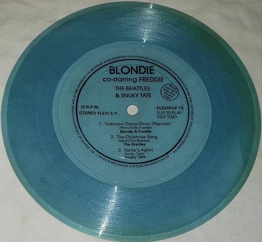 Blondie And Freddie* / The Brattles / Snuky Tate - Yuletown Throw Down (Rapture)