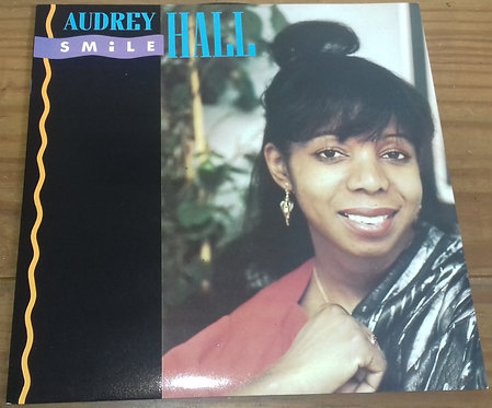 "Audrey Hall - Smile (7"") (Germain Records)"