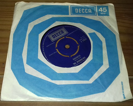 "The Marmalade - Radancer (7"", Single) (Decca)"
