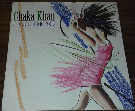 "Chaka Khan - I Feel For You (7"", Single, Pap) (Warner Bros. Records, Warner Bros"