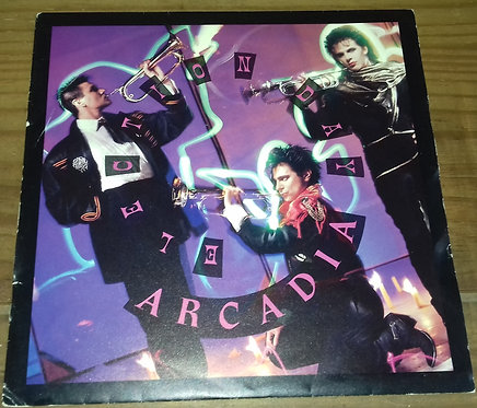 """Arcadia  - Election Day (7"""", Single) (Parlophone Odeon Series)"""