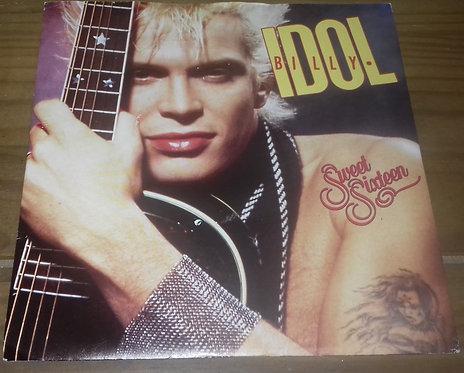 "Billy Idol - Sweet Sixteen (7"", Single, Pap) (Chrysalis)"
