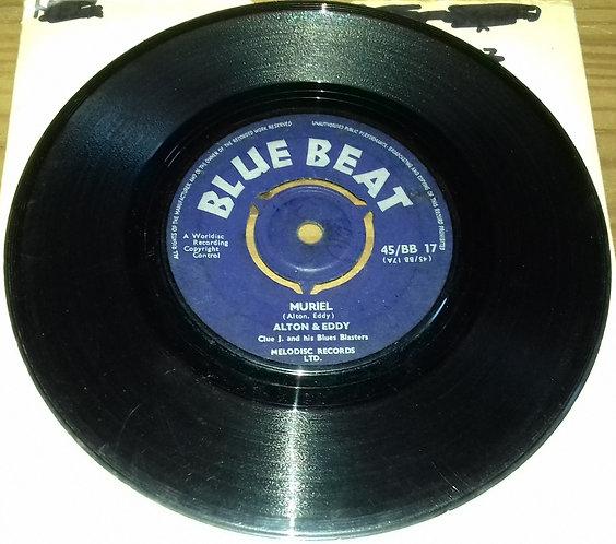 Alton & Eddy, Clue J. And His Blues Blasters* / Clue J. & His Blues Blasters* -