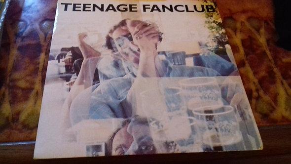"Teenage Fanclub - God Knows It's True (7"", Single) (Paperhouse Records)"