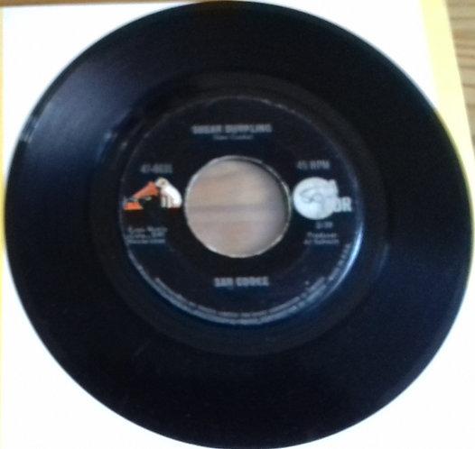 "Sam Cooke - Sugar Dumpling (7"") (RCA Victor)"
