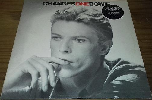 David Bowie - ChangesOneBowie (LP, Comp, Ora) (RCA Victor)