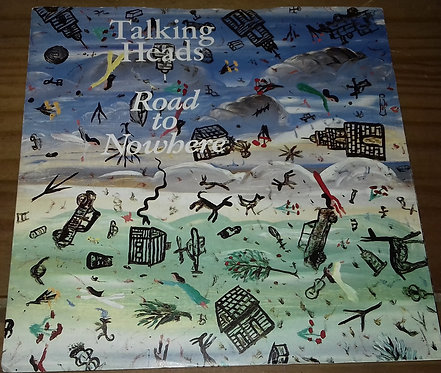 "Talking Heads - Road To Nowhere (7"", Single) (EMI)"