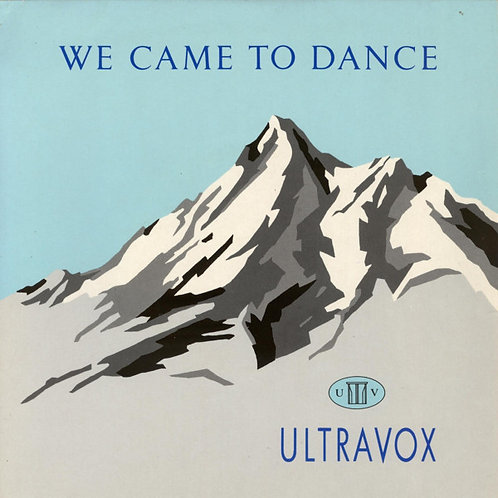 "Ultravox – We Came To Dance Vinyl, 7"", 45 RPM, Single"