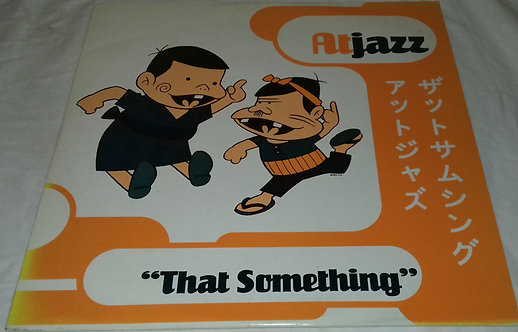Atjazz - That Something (2xLP, Album) (Diyersions)