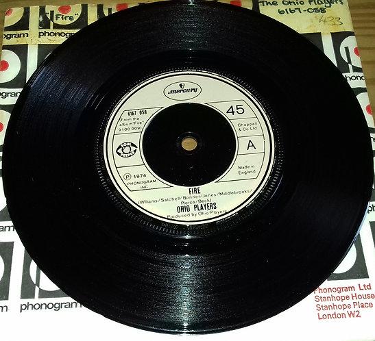 "Ohio Players - Fire (7"", Single) (Mercury)"