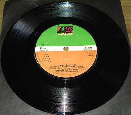 "Average White Band - Pick Up The Pieces (7"", Single) (Atlantic)"