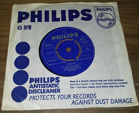 """Dusty Springfield - Losing You (7"""", Mono, Pus) (Philips, Philips)"""