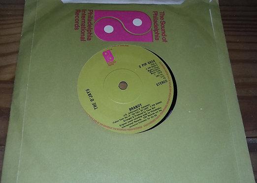 "The O'Jays - Brandy (7"", Single, Sol) (Philadelphia International Records)"