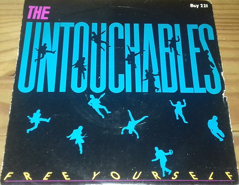 "The Untouchables  - Free Yourself (7"", Single) (Stiff Records)"