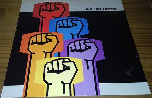 "Frankie Goes To Hollywood - Rage Hard (+) (12"", Single) (ZTT)"