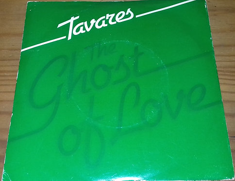 """Tavares - The Ghost Of Love (7"""") (Capitol Records)"""