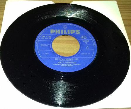 "Dusty Springfield - Son-Of-A Preacher Man (7"", Single, Mono, Lar) (Philips, Phil"
