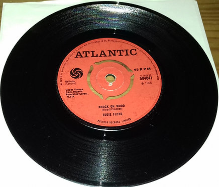 "Eddie Floyd - Knock On Wood (7"", Single, 3 P) (Atlantic)"