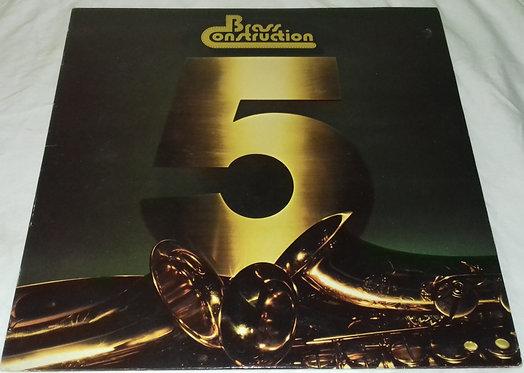 Brass Construction - Brass Construction 5 (LP, Album) (United Artists Records)