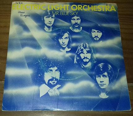"""Electric Light Orchestra - Mr. Blue Sky (7"""", Single, Blu) (Jet Records, Jet Rec"""