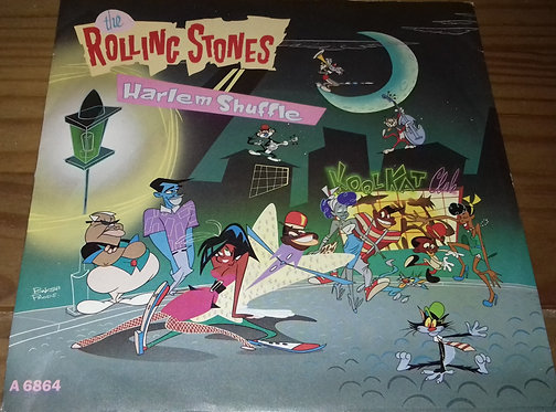 """The Rolling Stones - Harlem Shuffle (7"""", Single) (Rolling Stones Records)"""