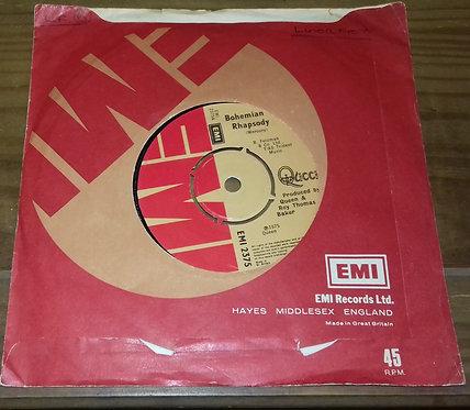 """Queen - Bohemian Rhapsody (7"""", Single) (EMI)"""