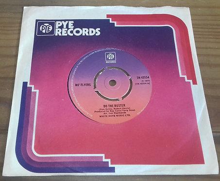 "Bo' Flyers - Do The Buster (7"", Single) (Pye Records)"