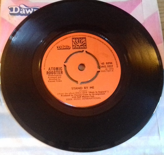 "Atomic Rooster - Stand By Me (7"", Single) (Dawn (7))"