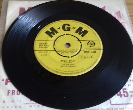"""Sam The Sham And The Pharaohs* - Wooly Bully (7"""", Single) (MGM Records)"""