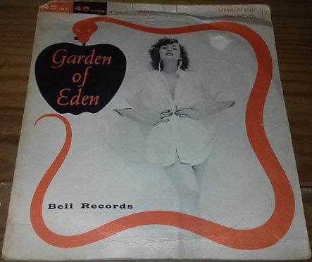 """Artie Malvin, Michael Stewart (2) - Garden Of Eden / I Walk The Line (7"""", Single"""