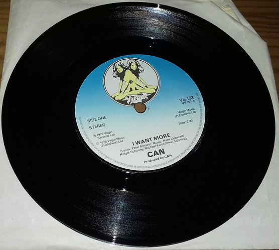 "Can - I Want More (7"", Single, Sol) (Virgin)"
