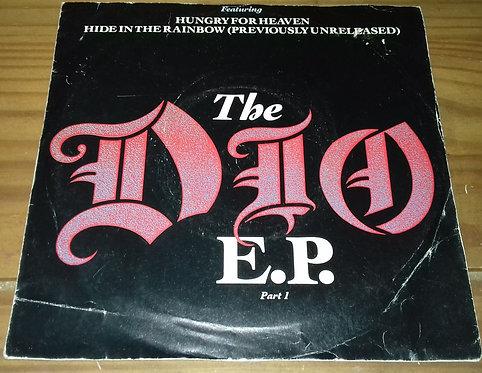 """Dio  - The Dio E.P. Part 1 (7"""", Single) (Vertigo, Vertigo)"""