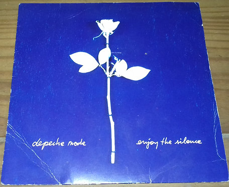 "Depeche Mode - Enjoy The Silence (7"", Single) (Mute)"