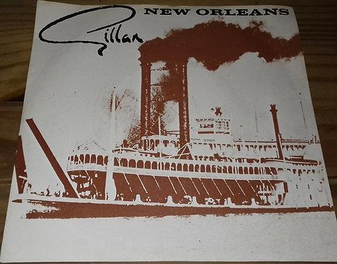 "Gillan - New Orleans (7"", Single) (Virgin)"