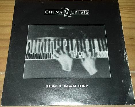 """China Crisis - Black Man Ray (7"""", Single) (Virgin)"""