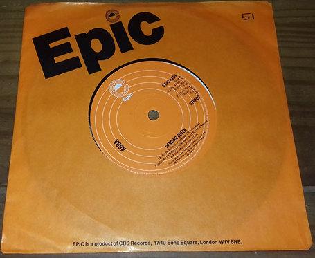 """ABBA - Dancing Queen (7"""", Single, RP, Ora) (Epic)"""