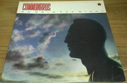 "Communards* - So Cold The Night (12"", Single, Ltd, Gat) (London Records, London"