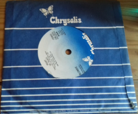 "Blondie - Heart Of Glass (7"", Single, Styrene) (Chrysalis)"