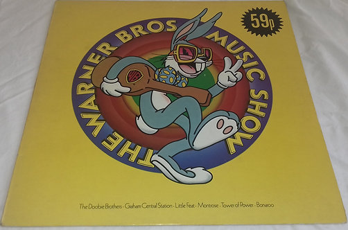 Various - The Warner Bros. Music Show (LP, Comp) (Warner Bros. Records, Warner