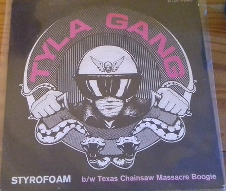"Tyla Gang - Styrofoam (7"", Single) (Dynamite Records (7))"