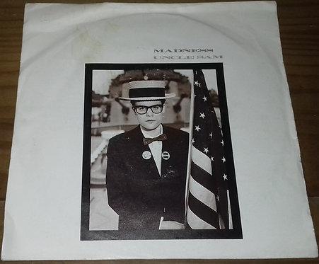 """Madness - Uncle Sam (7"""", Single) (Zarjazz)"""