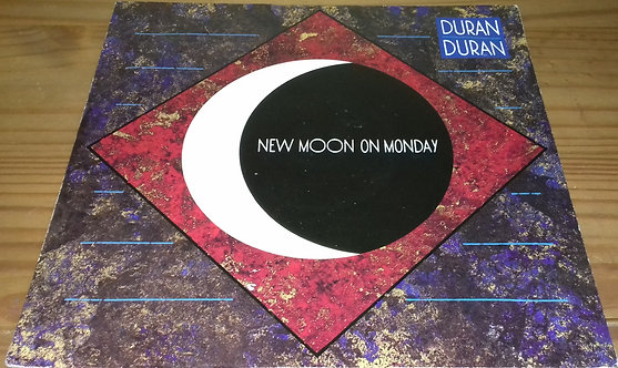 "Duran Duran - New Moon On Monday (12"", Single) (EMI)"
