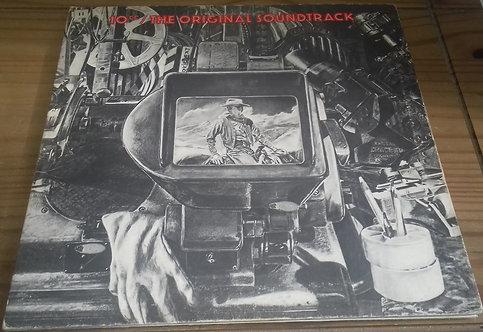 10cc - The Original Soundtrack (LP, Album, Gat) (Mercury)
