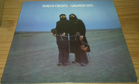 Seals & Crofts - Greatest Hits (LP, Comp) (Warner Bros. Records, Warner Bros. Re