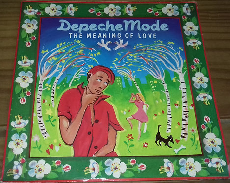 "Depeche Mode - The Meaning Of Love (7"", Single) (Mute)"