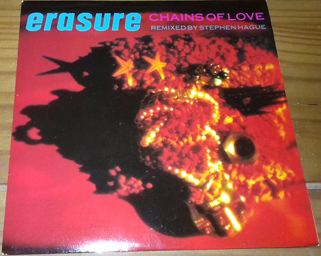 "Erasure - Chains Of Love (7"", Single) (Mute, Mute)"