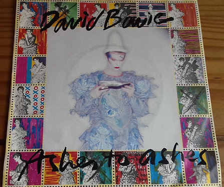 "David Bowie - Ashes To Ashes (7"", Single, Sol) (RCA, RCA, RCA)"