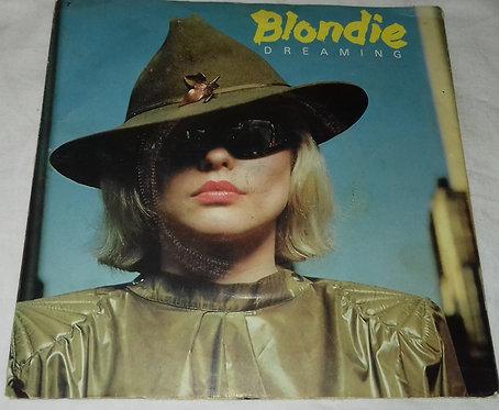 """Blondie - Dreaming (7"""", Single, Sil) (Chrysalis, Chrysalis)"""