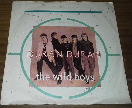 "Duran Duran - The Wild Boys (7"", Pap) (Parlophone)"